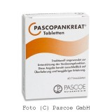 PASCOPANKREAT Tabletten 40 St
